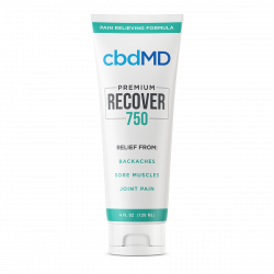 CBD Recover Squeeze - 750 mg - 4 oz