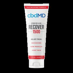 CBD regenerační krém v tubě - 1500 mg